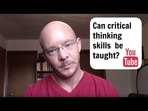 Can Nurses be taught critical thinking skills?