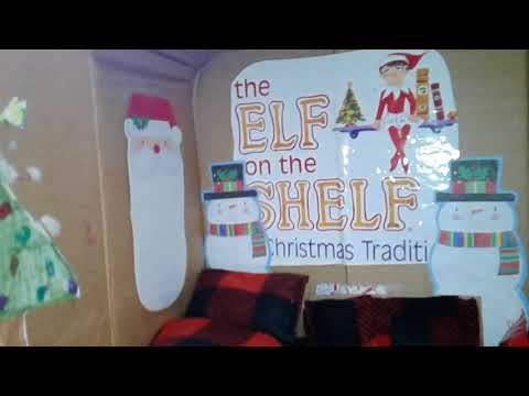 How to get your elf on the shelf to come early