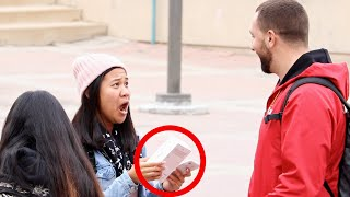 Giving The iPhone 11 To Strangers Who Give..