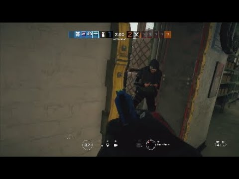 THE FROST CLUBHOUSE ACE - Rainbow Six Siege