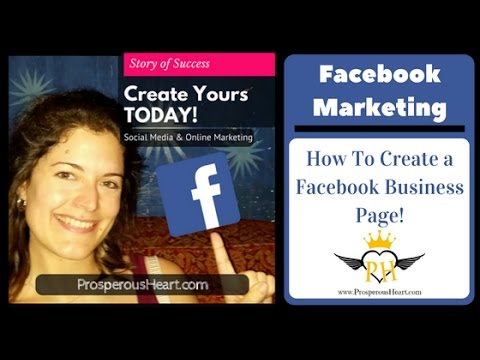 How Do I Create A Facebook Fan Page For My Business?