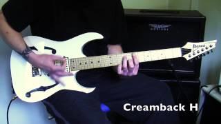 Celestion Cream Alnico Vs Creamback H