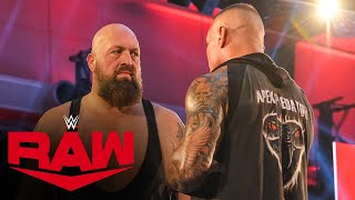 Big Show confronts Randy Orton & Ric Flair: Raw, June 22, 2020