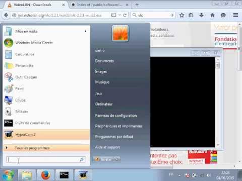 vidéo_1: vérifiez checksum avec windows (sha1sum, md5sum, ....)