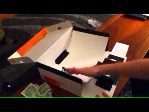 Homemade Shoebox ramp (directions in description)