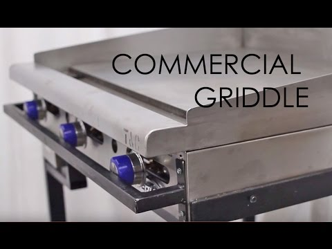 Instructional Video - Commercial Griddle