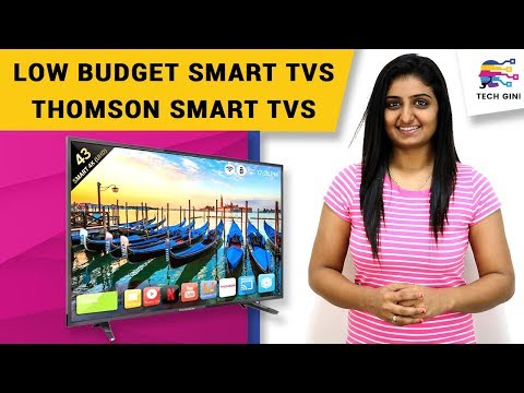 Thomson Launched Cheapest 4K Smart LED TV Price   Thomson Led Smart Tv In India   32