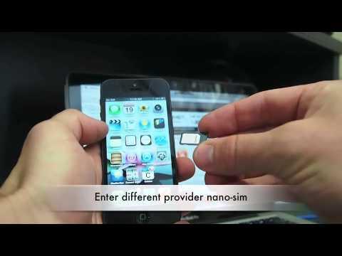 How to Unlock iPhone 5 from Telus Canada by Unlock Code, from Cellunlocker.net