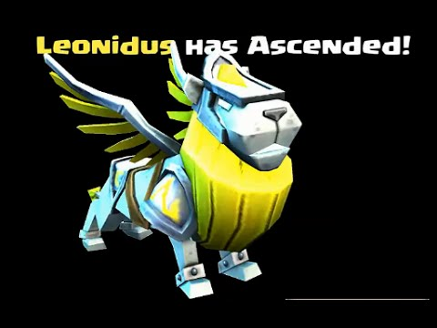 Leonidus!! Character Unlock and Ascension!! - Dungeon Boss