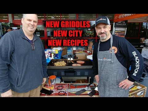 Blackstone Griddles Sizzling In Grants Pass, Oregon
