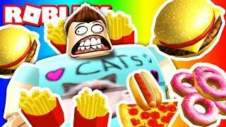 EAT or DIE! - Roblox Adventures