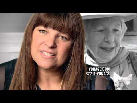 Unlimited Calling to the UK with Vonage World - Customer Testimonial - Kimberly & Nana (Team Israel)