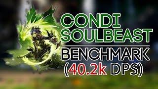 Gw2 - Condition Soulbeast (40.2k Dps)
