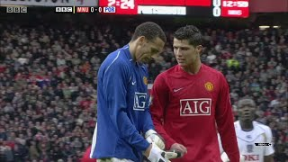 Manchester United v Portsmouth - FA Cup 2007/2008 [HD][50fps]