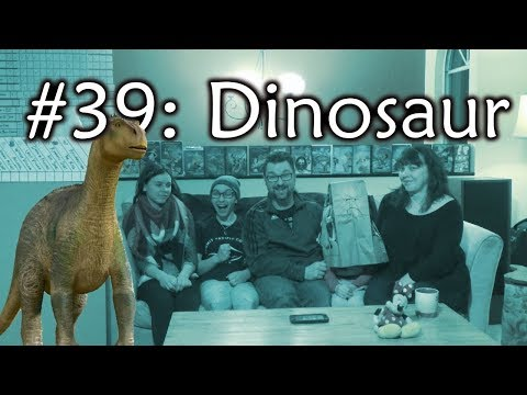 Episode #39: DINOSAUR - Quest for the Ultimate Disney Movie