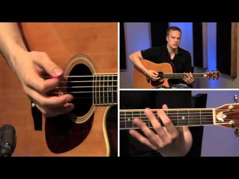 Guitar Lesson 6 - How To Tune The Guitar By Ear