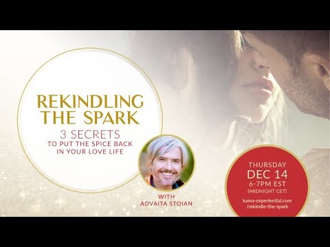 Rekindle the Spark: 3 Secrets to Put the Spice Back in Your Love Life