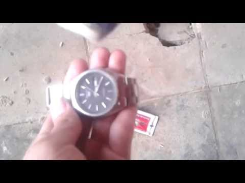 How To Remove Scratches From Your Watch