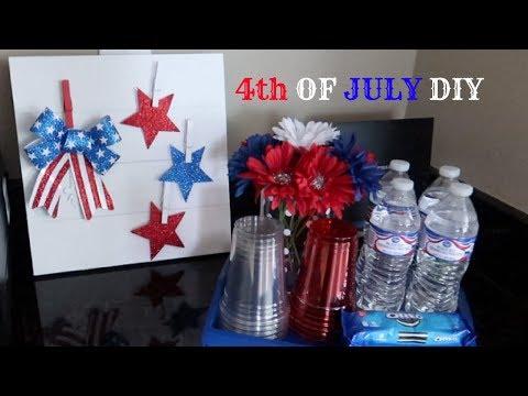 EASY 4TH OF JULY DIY