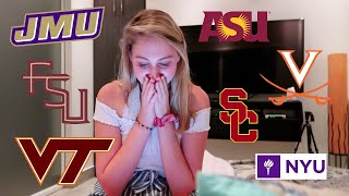 Download REALISTIC College Decision Reaction 2019!! My College Application Process (my SAT, GPA & AP stats) Video