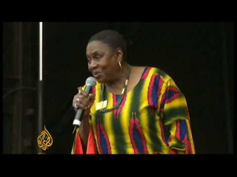 South African legend Miriam Makeba dies - 10 Nov 2008