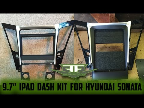 Creating a Dash Kit for 9.7