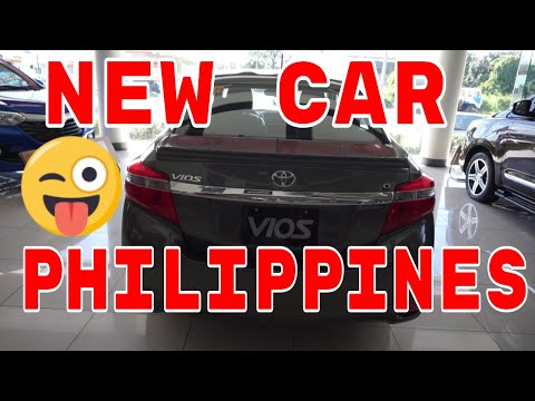 New Car in the Philippines - New Car Prices in the Philippines