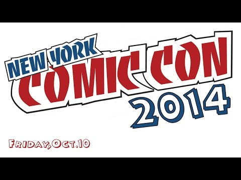 NYC Comic Con 2014 Part 2