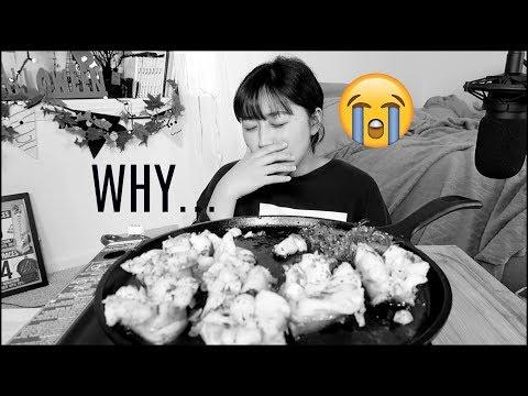 FAILED Garlic Butter Abalone Mukbang that was never shown.....| KEEMI★