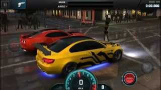 Fast and Furious 6: The Game :  BMW M3 GTS vs Chevrolet Camaro