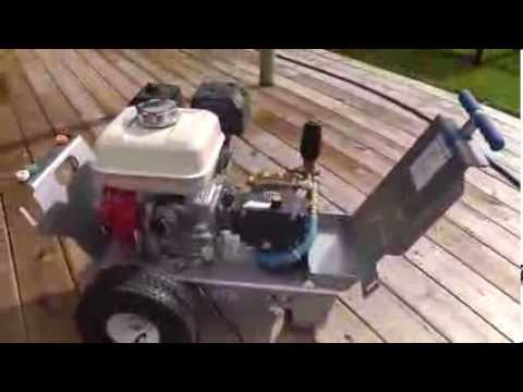 Pressure Washing and Deck Cleaning 101