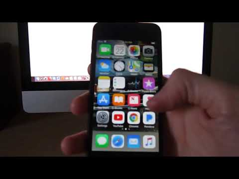 Apple iPod Touch (6th-Gen) Short Overview