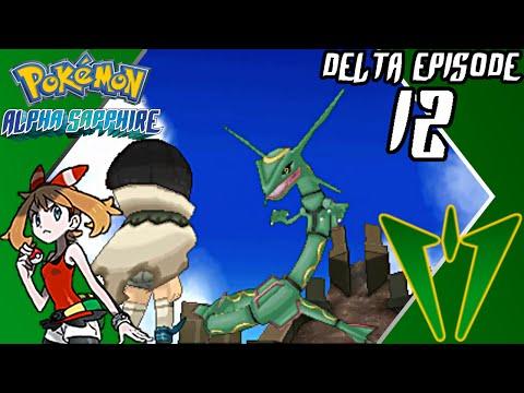Pokémon Alpha Sapphire - Delta Episode (Part 12) - The Summoning - Gameplay Walkthrough