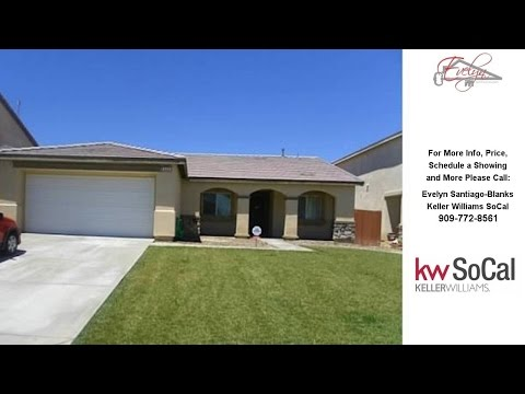 3325 Rosegold Avenue, Rosamond, CA Presented by Evelyn Santiago-Blanks.