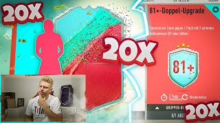 FIFA 20 ULTIMATIVES 81 FUT BIRTHDAY RTG PACK EXPERIMENT 20x 81 PACKS