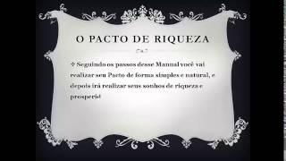 Pacto De Riqueza De Salomão - Como Fazer (pactoderiqueza.com)