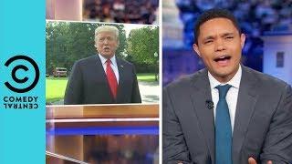 Donald Trump Debates Himself   The Daily Show With Trevor Noah