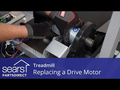 How to Replace a Treadmill Drive Motor