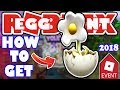 How To Get the Eggplant Egg Roblox Egg Hunt 2018