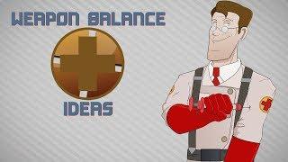 TF2 Weapon Balance Ideas: Engineer & Post Jungle Inferno