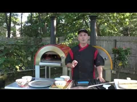 Introducing the Forno Bello Series Backyard Brick Oven