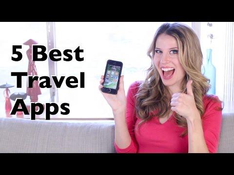 5 Best Travel Apps | Travel Tips & Tricks | How 2 Travelers