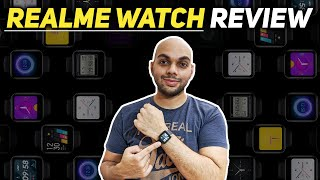 Realme Watch Review - Is it better than Mi Band 4? 🔥⚡