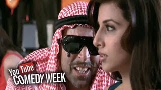Akshay Kumar the Arab | Heyy Babyy