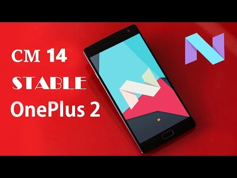 How To Install Official CyanogenMod 14 NIGHTLY Stable Android Nougat 7.1 on OnePlus 2 [VoLTE]