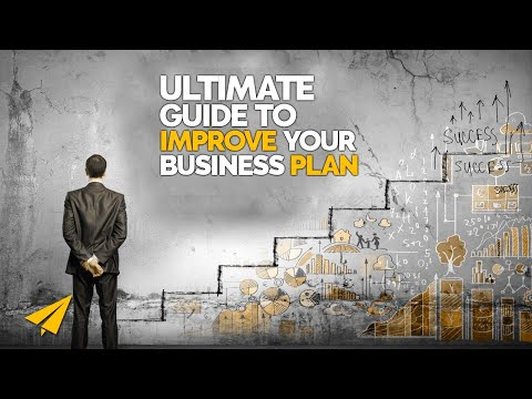 Business Plan Presentation - Video on how to improve your business plan - Ask Evan