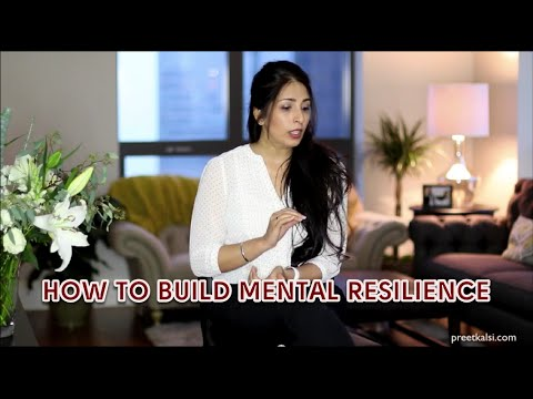 How To Build Mental Resilience