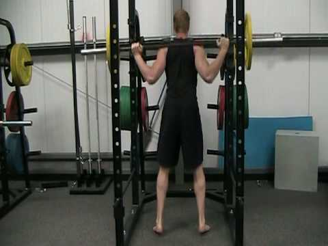 Rhythm Squats - Volleyball Exercise - Luke Wold