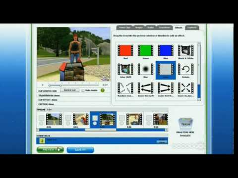 The Sims 3 Movie Mashup Guide / Tutorial