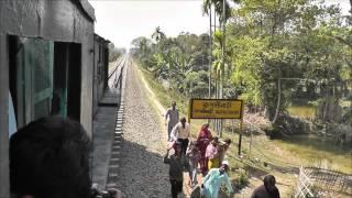 Loco Ride from Badarpur till Karimganj - Part 1 (Feb. 26, 2013)